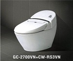 Bệt toilet Inax GC-2700VN