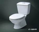 Bệt toilet Inax C-108R+CW-S11VN