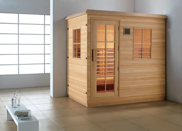 Image result for Nên đặt phòng xông hơi tại nhà như thế nào?