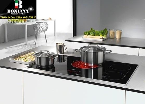 Bếp điện từ Bonucci chất lượng có tốt không