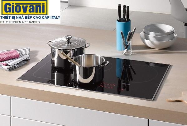 Dùng bếp điện từ Giovani có an toàn không?
