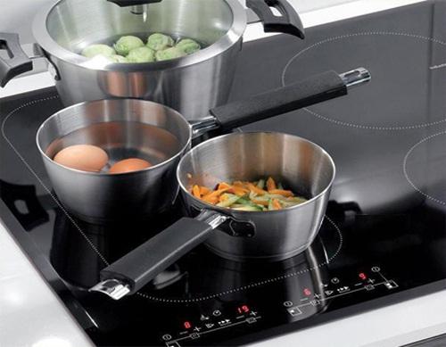 Bếp điện từ âm dùng có bền không