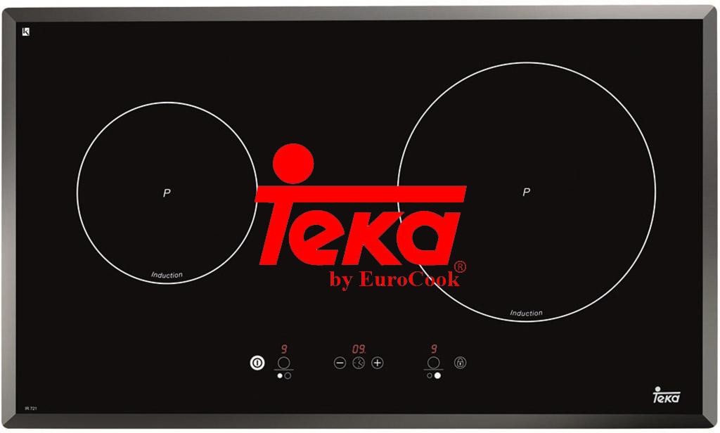 Hình ảnh minh họa bếp từ Teka