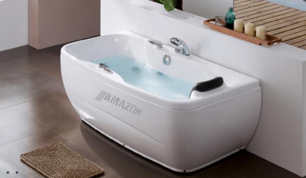 Hình ảnh minh họa bồn tắm nằm Amazon massage