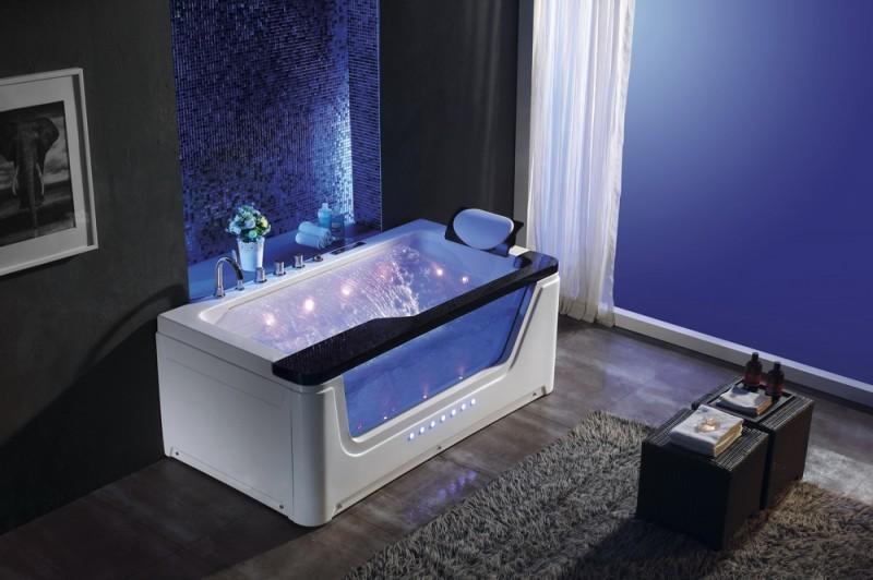 Hình ảnh minh họa bồn tắm nằm nhập khẩu Daros