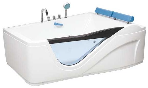 Hình ảnh minh họa bồn tắm nằm Daros