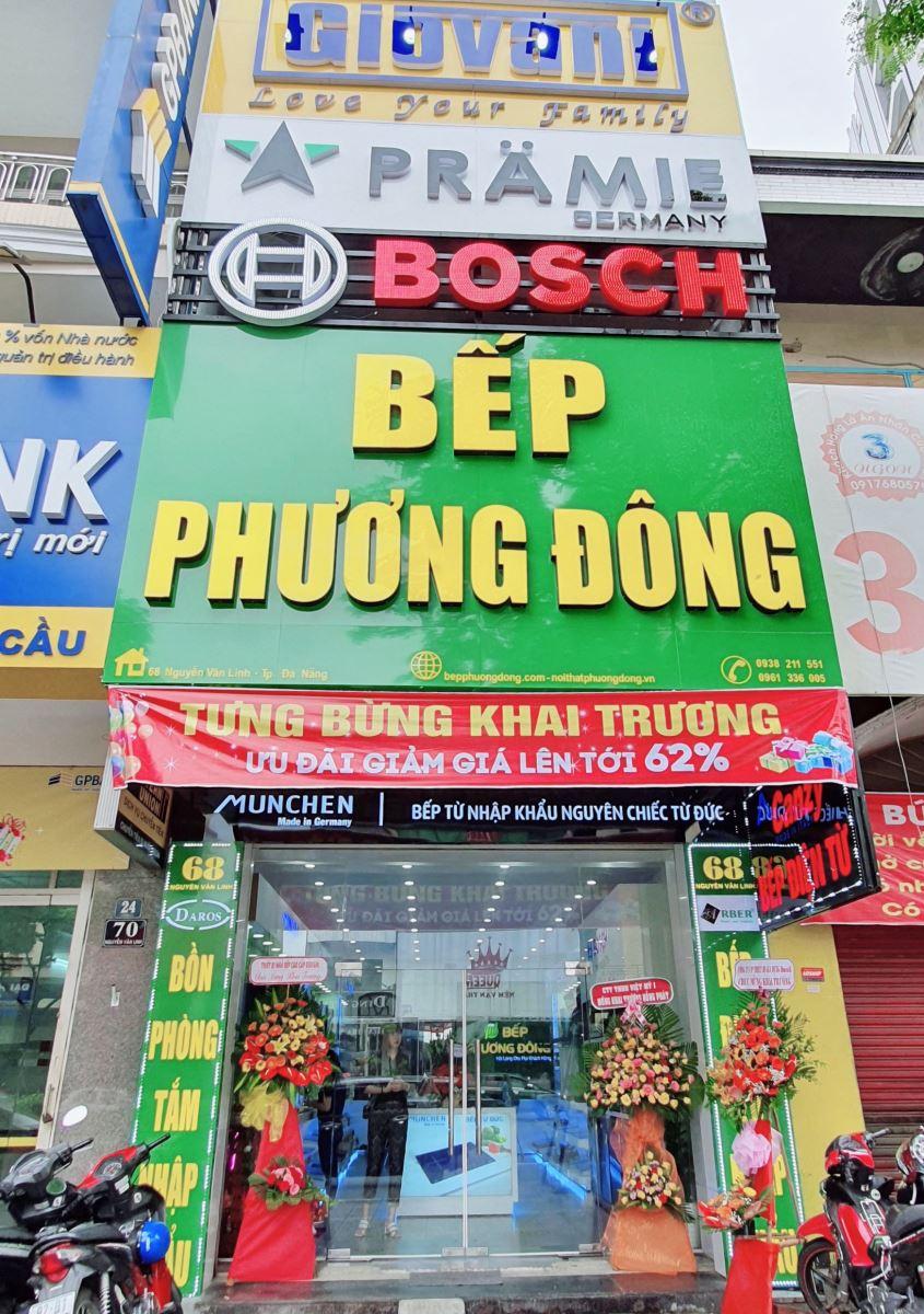 Giới thiệu về Bếp Phương Đông  68 Nguyễn Văn Linh Đà Nẵng