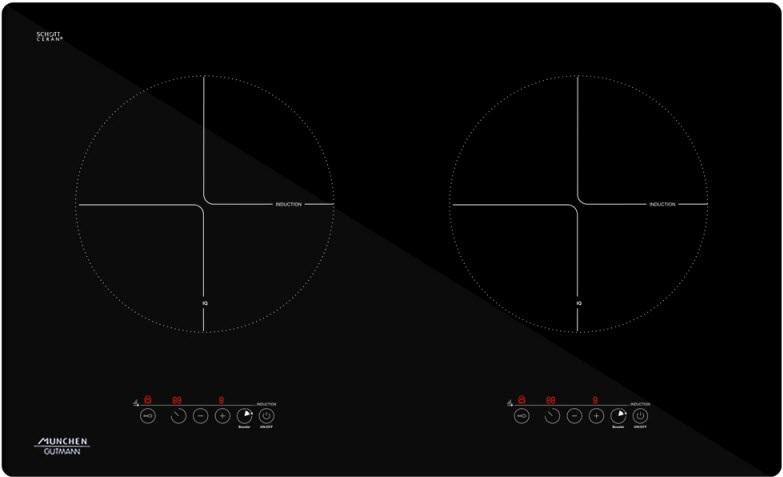 Hình ảnh minh họa cho bếp từ Munchen M216 max