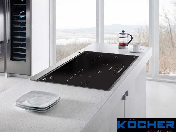 sử dụng bếp điện từ kocher có tiết kiệm điện không