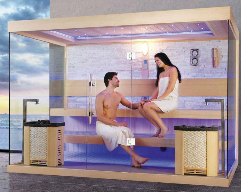 Phòng xông hơi massage Appollo có rất nhiều ưu điểm nổi bật