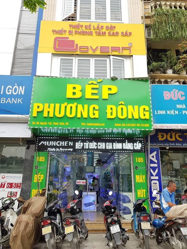 Giới thiệu về Bếp Phương Đông 185 Nguyễn Trãi